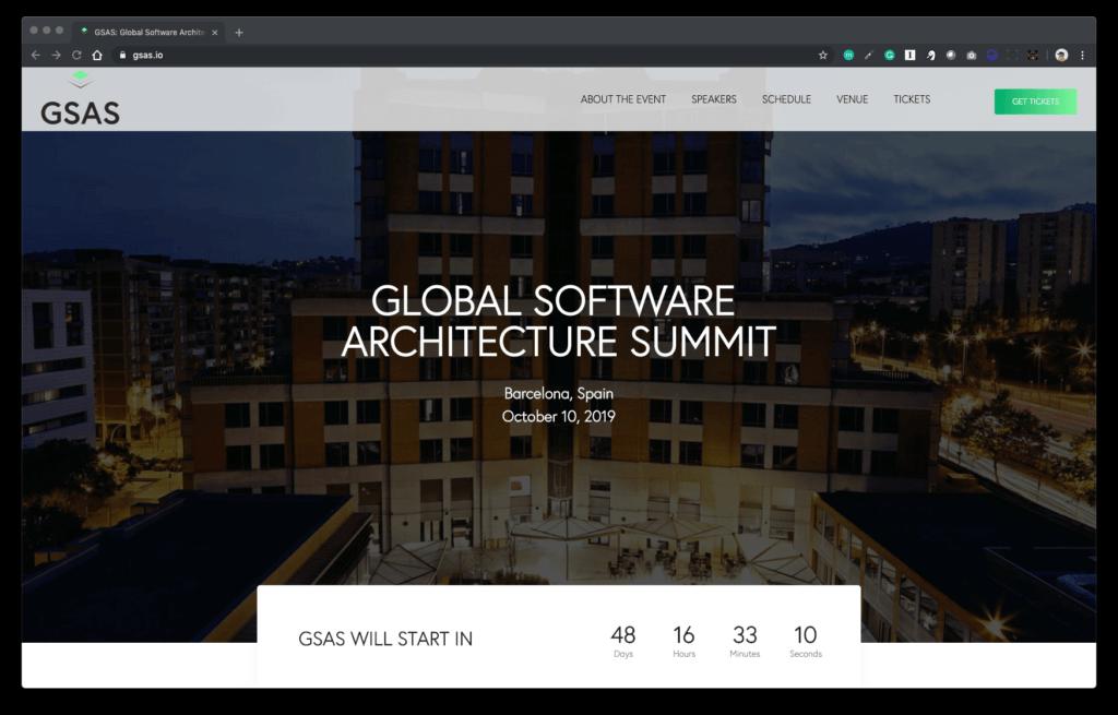 GSAS conference