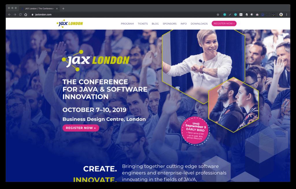 Jax London