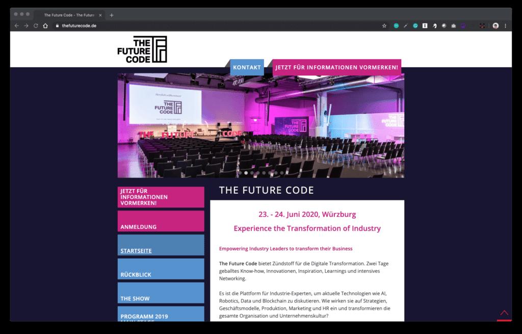 The Future Code Conference