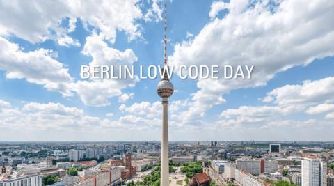 Low Code Day Berlin 2019