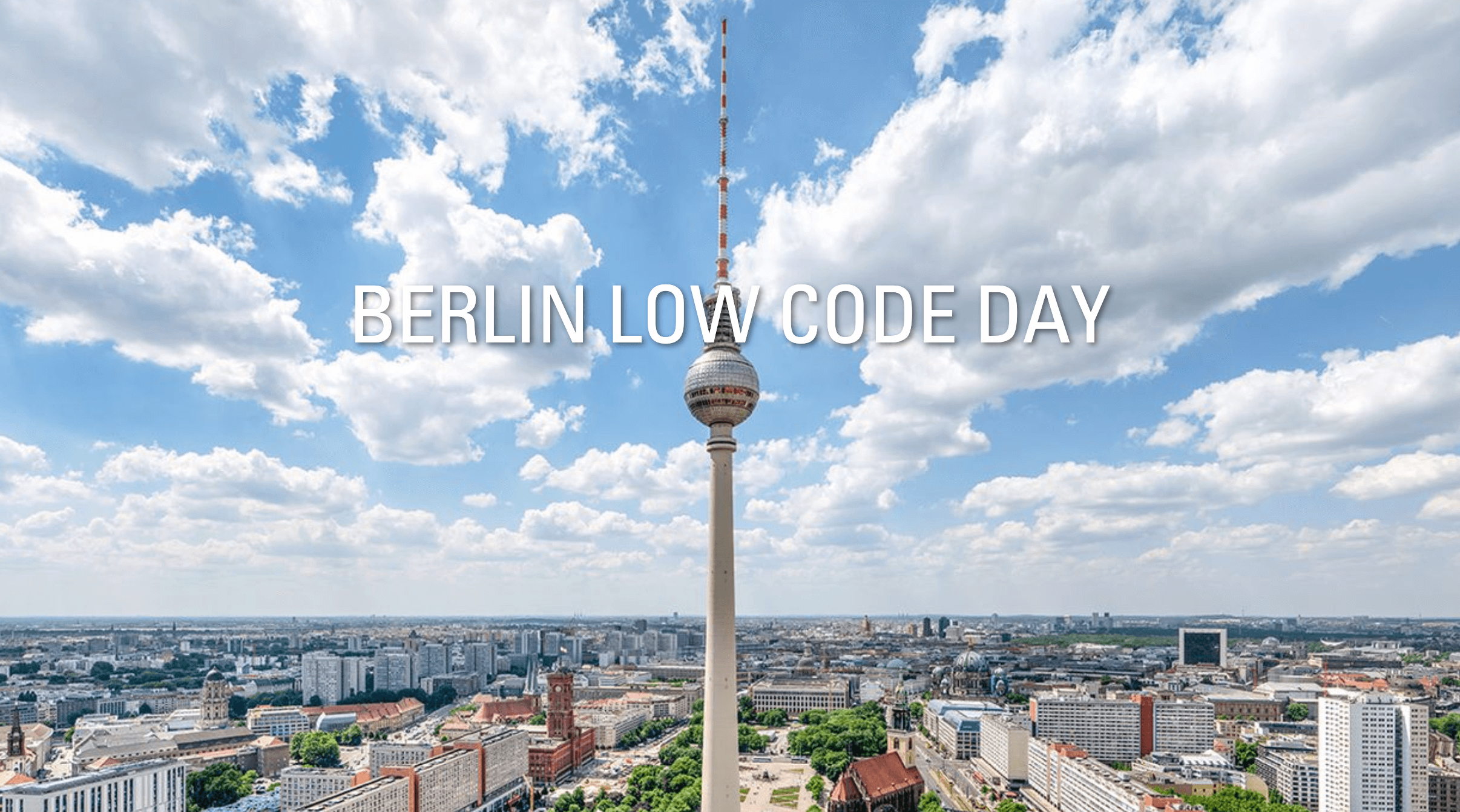 Low Code Day Berlin 2019