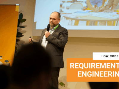 Requirements engineering and the role of Low Code