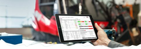 Maintenance Management for the Digital Ski World with Low-Code