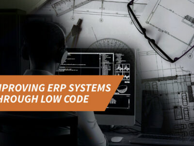 Low code, high rewards: Take control of your ERP system
