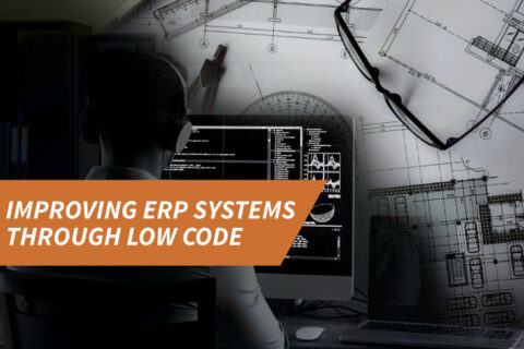 Improving ERP Systems Through Low Code