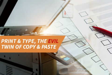Print % Type, the Evil Twin of Copy & Paste