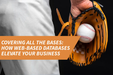 Covering all the bases: How web-based databases elevate your business