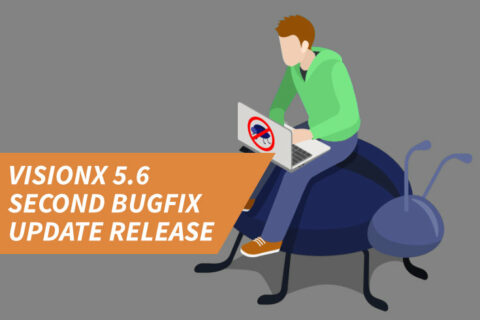VisionX 5.6 Second Bugfix Update